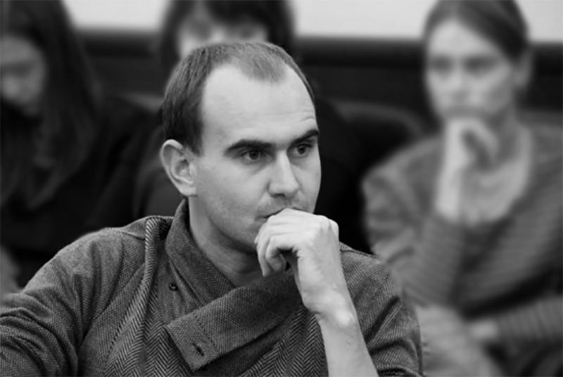 <p>Максим Рогачёв. Фото © Соцсети</p>