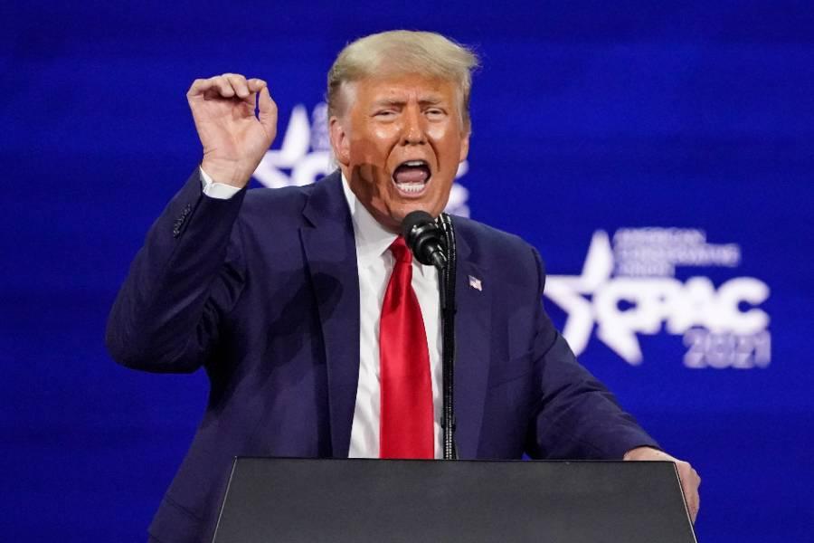 <p>Дональд Трамп. Фото © ТАСС / АР</p>