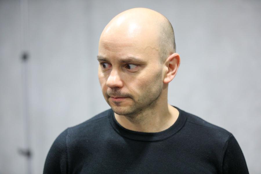 <p>Андрей Пивоваров. Фото © ТАСС / Максим Стулов</p>