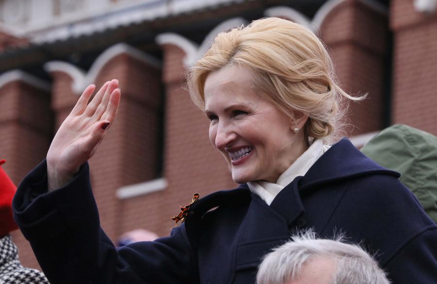 <p>Вице-спикер Госдумы Ирина Яровая. Фото © ТАСС / Зырянова Юлия</p>