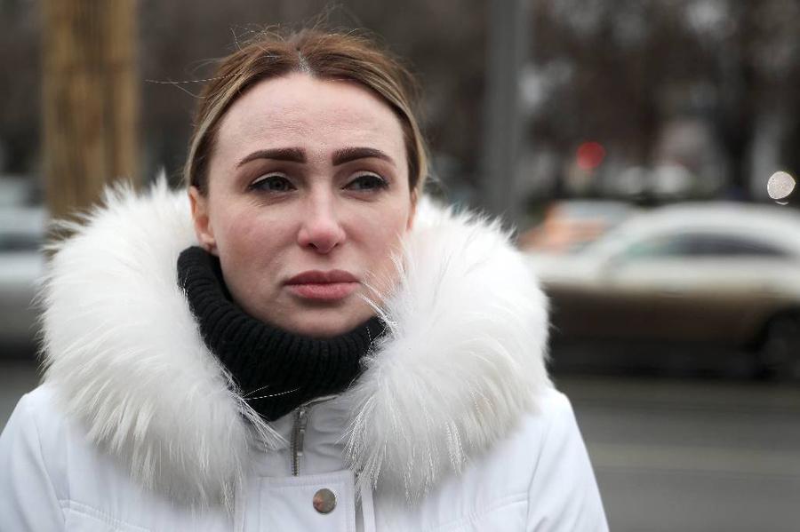 <p>Юлия Шестун. Фото © ТАСС / Михаил Терещенко</p>