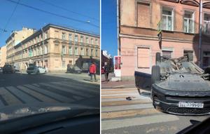 "Фото © ""ВКонтакте"" / ДТП и ЧП | Санкт-Петербург | Питер Онлайн | СПб"