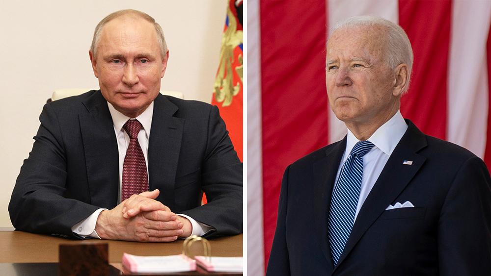 Американские СМИ предрекли Байдену проигрыш по итогам встречи с Путиным