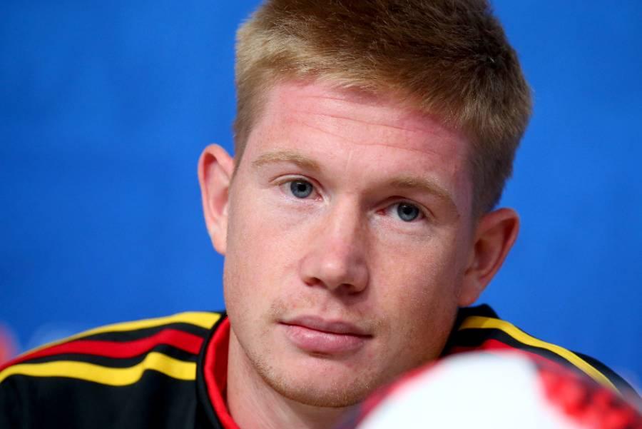 Ключевой игрок сборной Бельгии Де Брёйне пропустит матч с Россией на Евро-2020