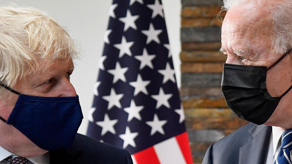 Байден и Джонсон обсудили на встрече Россию, Китай, Иран и Афганистан