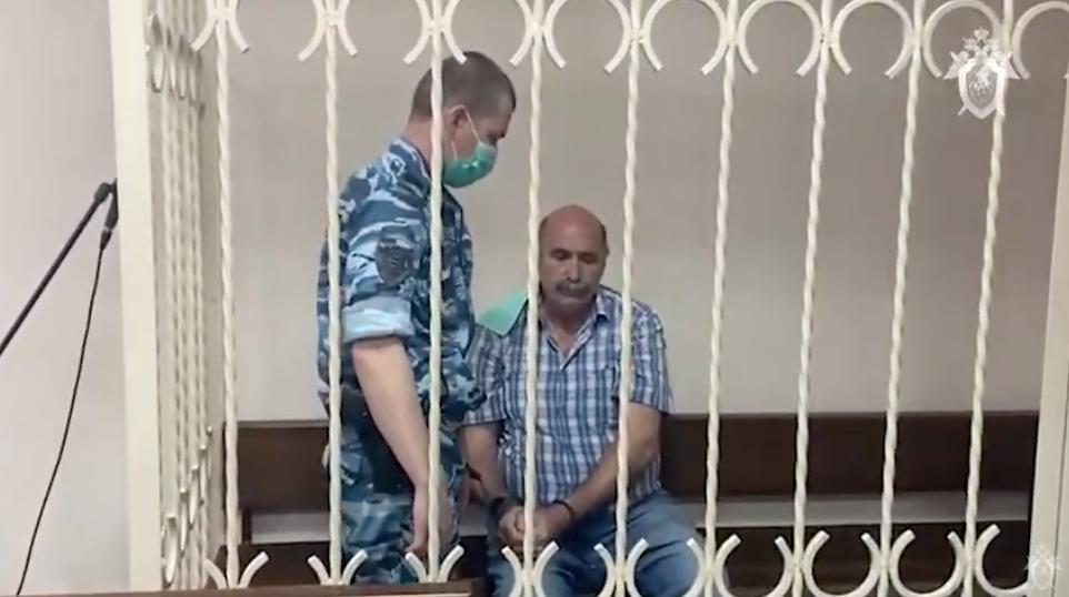 В Сочи арестовали убийцу судебных приставов
