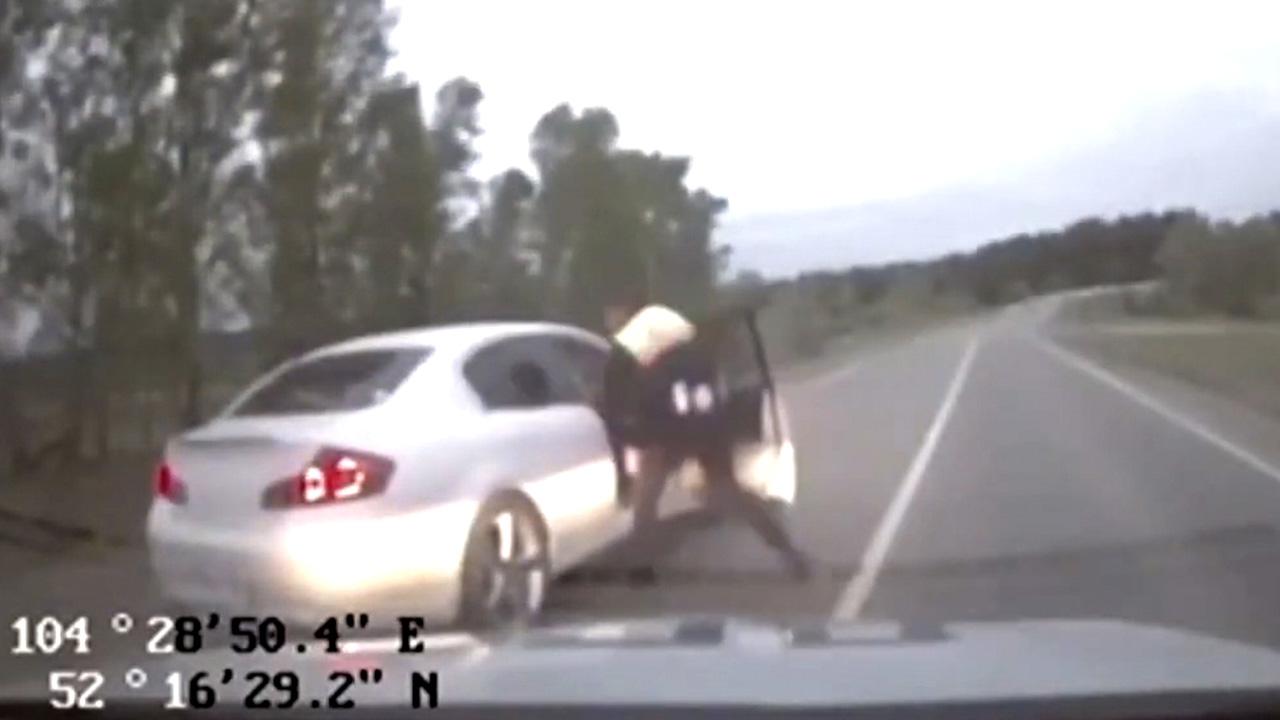 Командир, ну не надо!: Хитрая уловка не помогла пьяному лихачу сбежать от полиции