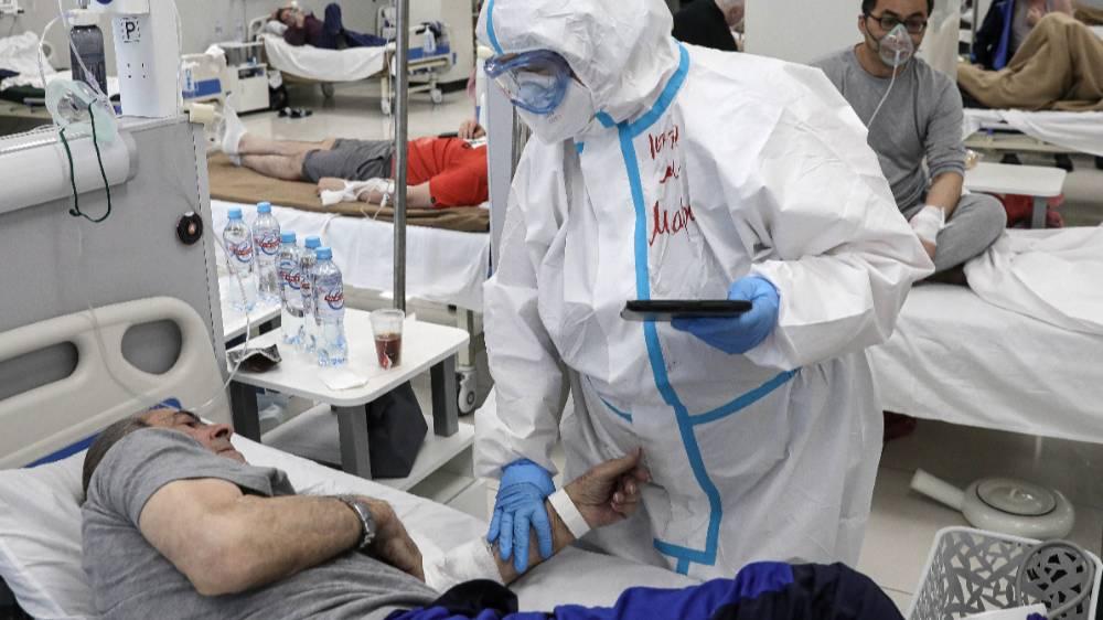 В России выявили ещё 11 699 случаев коронавируса, это максимум с 24 февраля