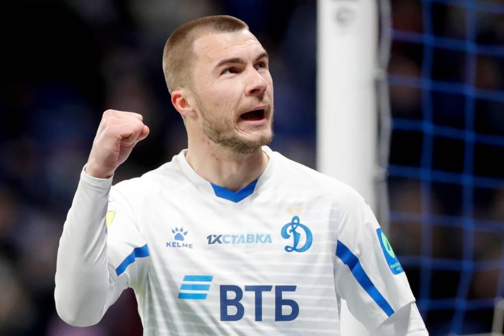 Бывший футболист сборной России Комличенко перешёл из Динамо в Ростов