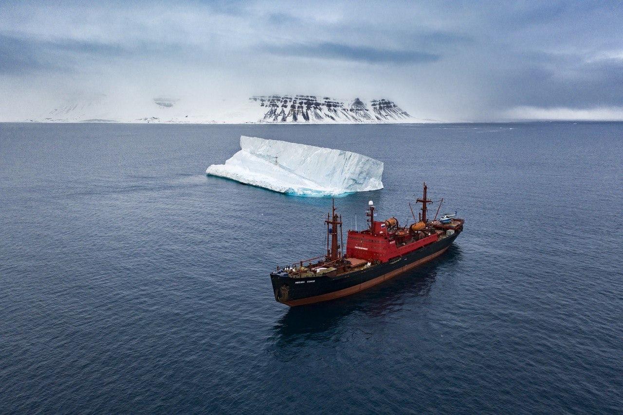 Газпром нефть отправляется за морским единорогом