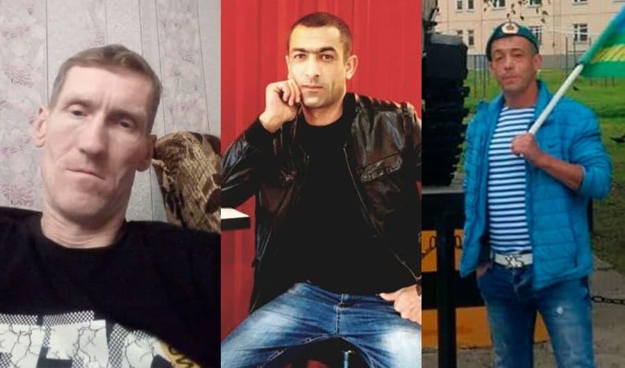<p>Станислав Смирнов, Джамал Гассоян и Иван Потемин. Фото © Соцсети</p>