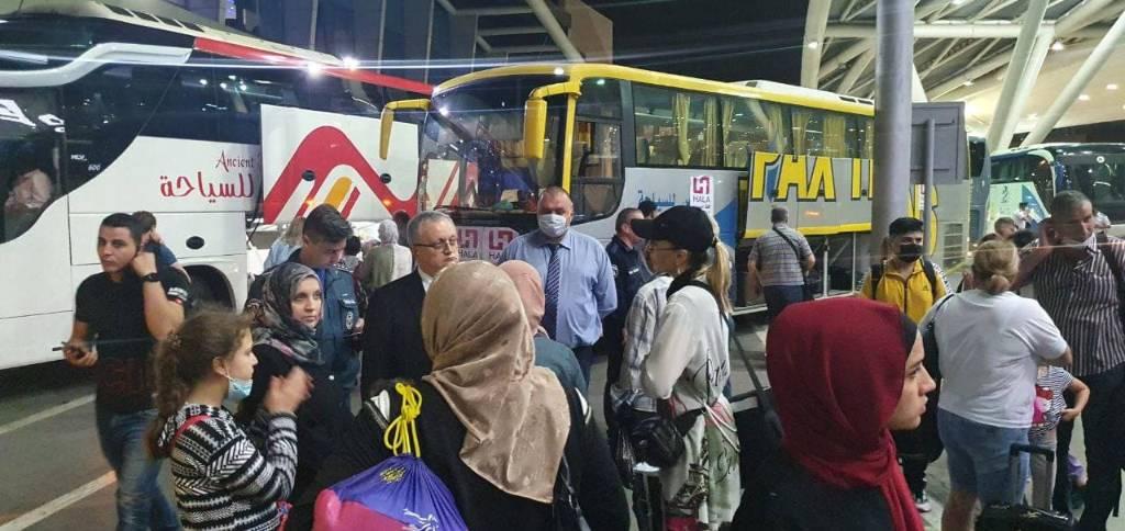 Два спецборта МЧС доставили из сектора Газа в Москву граждан России и стран СНГ