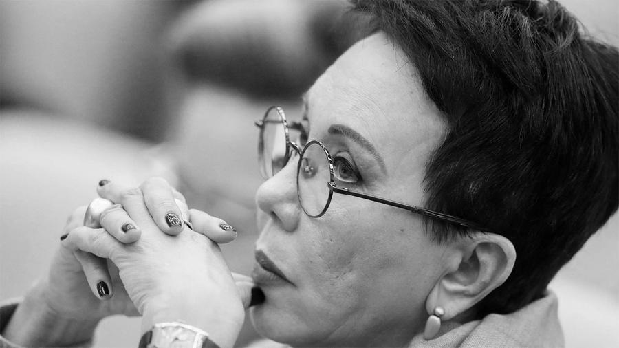 В Туве объявили траур в связи со смертью депутата Госдумы Ларисы Шойгу