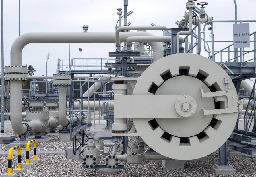 Глава Нафтогаза предрёк полномасштабную войну из-за Северного потока  2