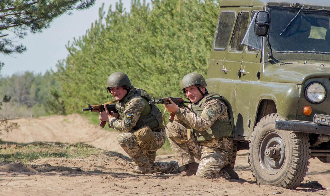 Украина отрицает причастность к гибели пятерых военных ЛНР