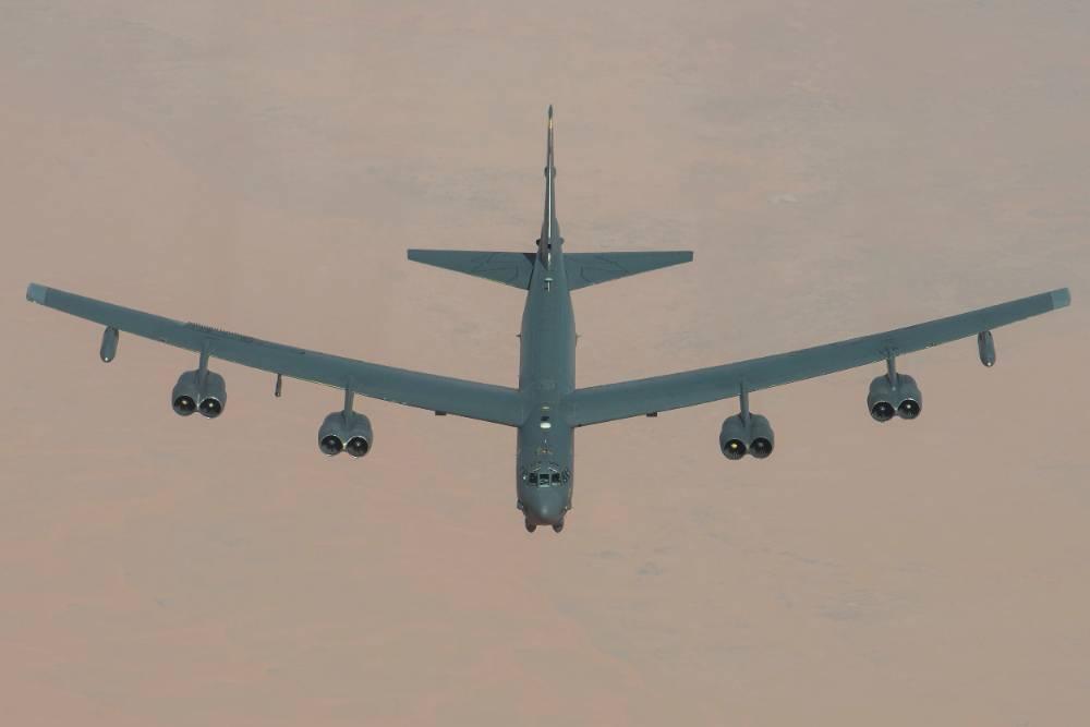 Бряцание оружием: Посольство РФ назвало провокацией участие бомбардировщиков США B-52H в учениях Baltops