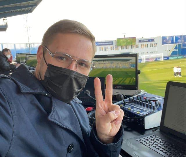 Комментатор Матч ТВ Моссаковский не смог попасть в Азербайджан на матч Евро-2020
