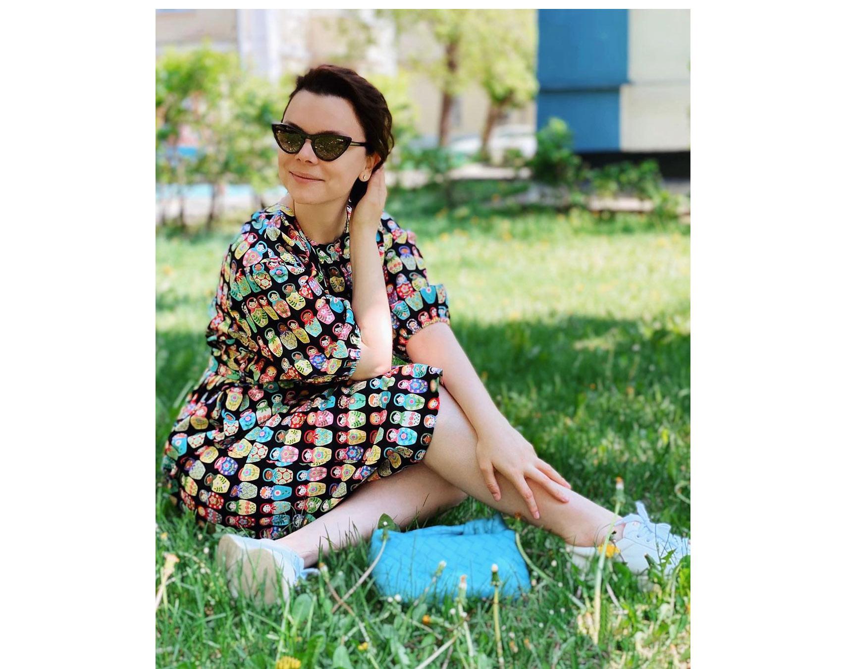 Татьяна Брухунова. Фото © instagram.com/bruhunova