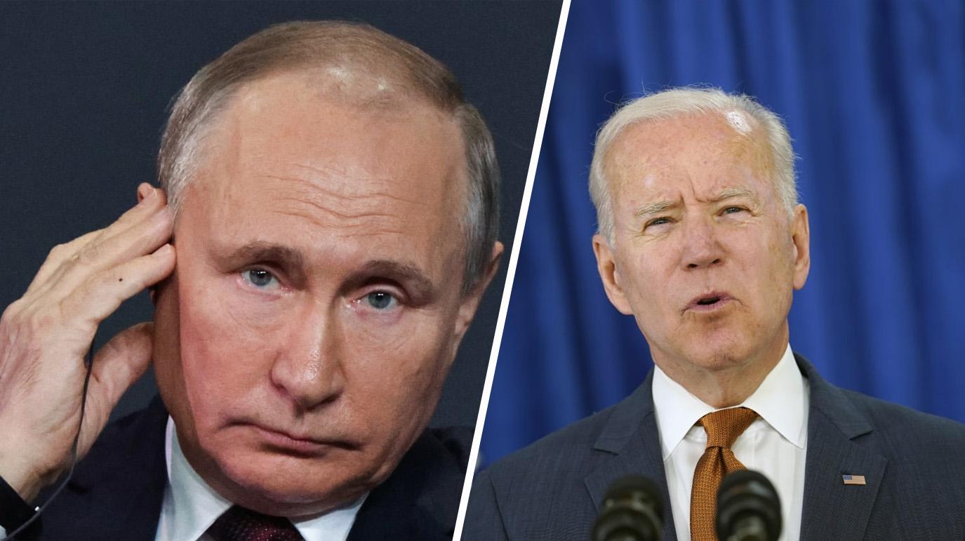 Разорвёт на части, как жареного цыплёнка: Американцы предрекли Байдену провал на встрече с Путиным
