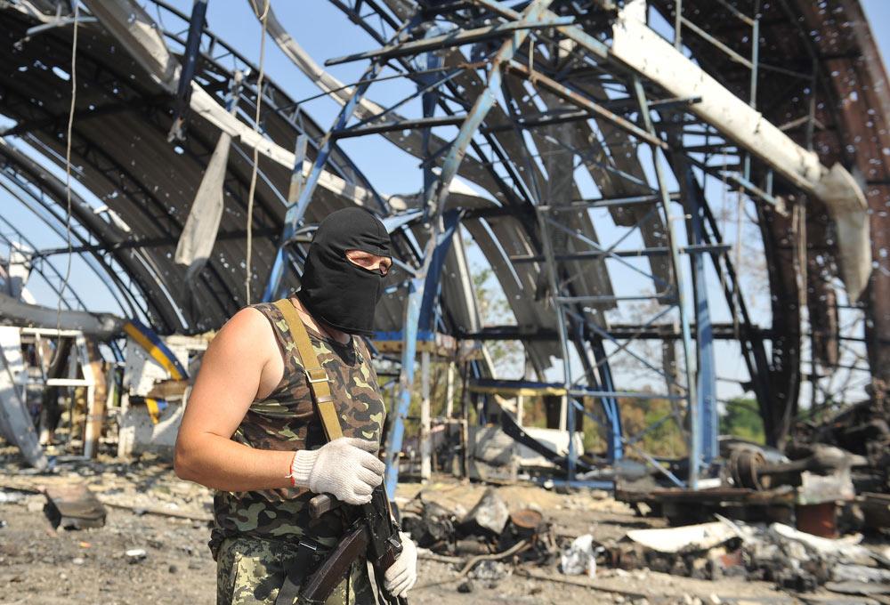 В ЛНР сообщили о гибели пяти бойцов при нападении украинских диверсантов