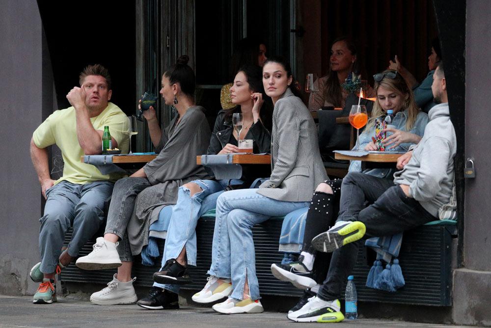 Немерюк объяснил введение ограничений на работу кафе и клубов в Москве