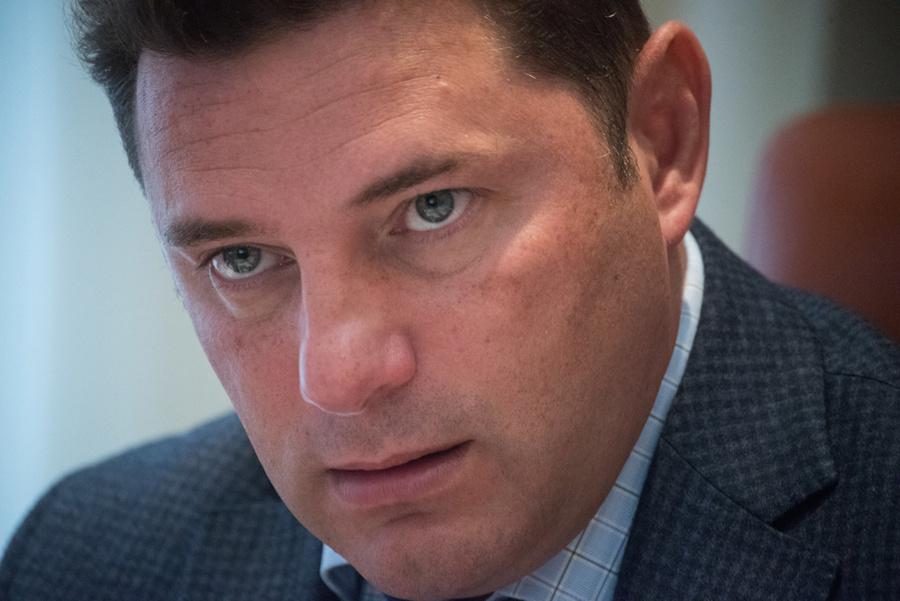 <p>Александр Курбатов. Фото © ТАСС / Антон Подгайко</p>