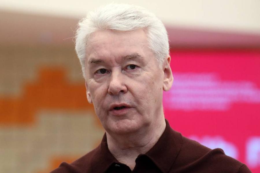 <p>Сергей Собянин. Фото © ТАСС / Артём Геодакян</p>