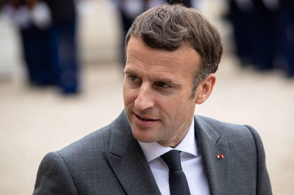 Макрон поддержал проведение саммита Путина и Байдена в Женеве