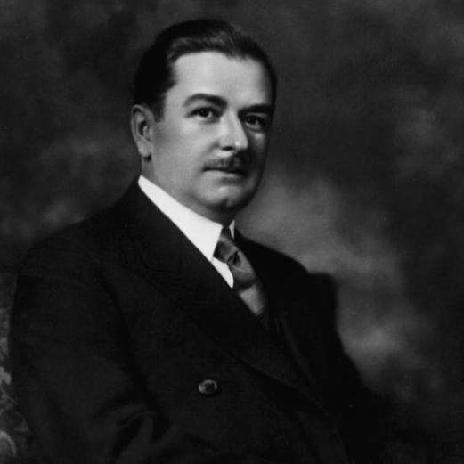 Дюплесси в 1936. Фото © Wikipedia