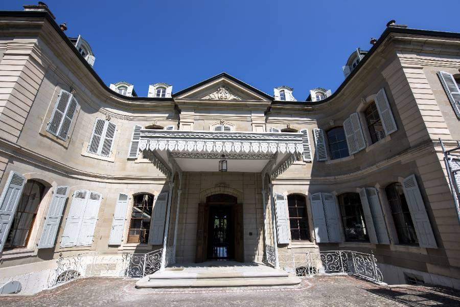 "<p>Вилла ""Ла-Гранж"" в Женеве. Фото © ТАСС / ЕРА</p>"