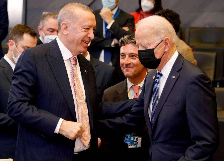 Байден заявил о достижении настоящего прогресса в американо-турецких отношениях