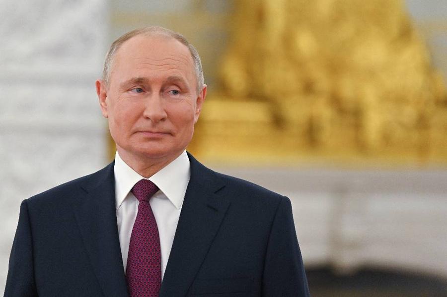 Байден объявил , что считает В.Путина  нормальным  конкурентом