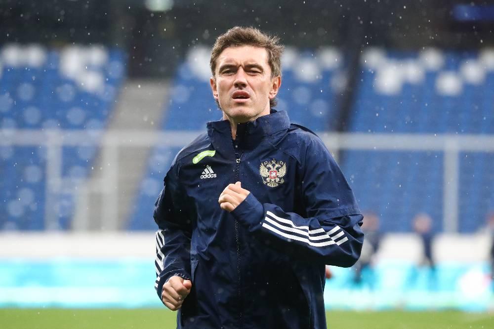 Футболист сборной России Жирков больше не сыграет на Евро-2020