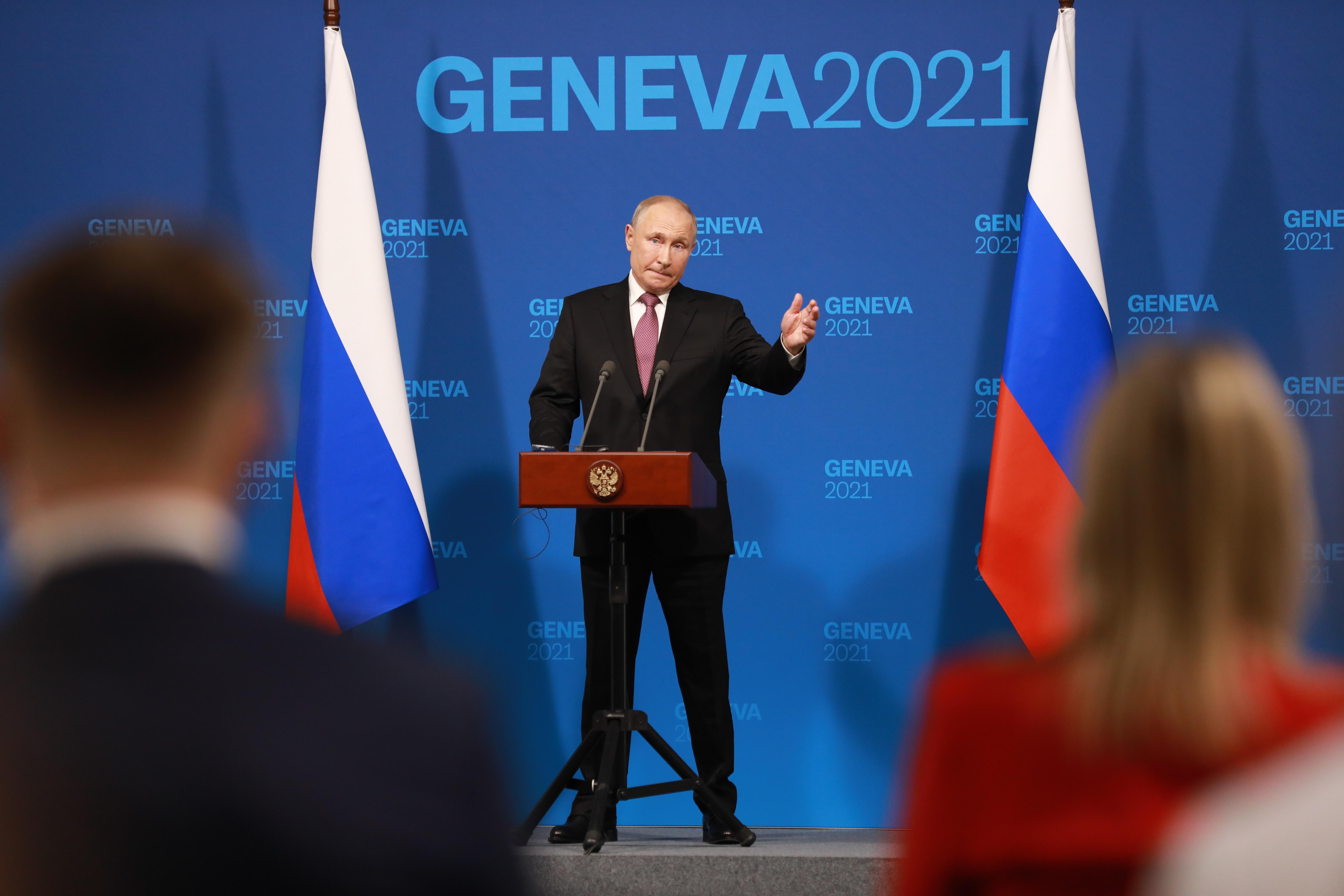 Путин заявил об особой ответственности России и США за стабильность в мире