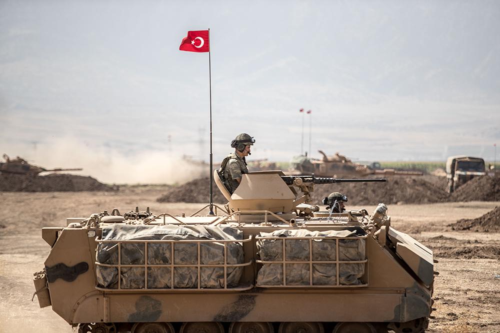 Турция может разместить военную базу в Азербайджане