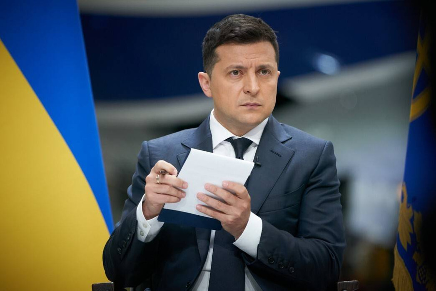 <p>Фото © Getty Images / Ukrainian Presidency / Handout / Anadolu Agency</p>