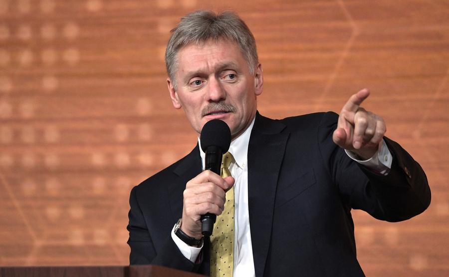 "<p>Дмитрий Песков. Фото © <a href=""http://kremlin.ru/events/president/news/62366/photos/62608"" target=""_blank"" rel=""noopener noreferrer"">Kremlin.ru</a></p>"
