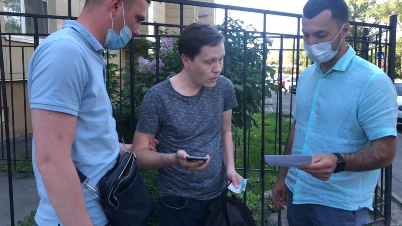 В Петербурге полиция задержала торговцев поддельными сертификатами о вакцинации