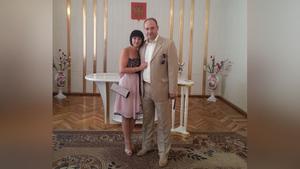 Сергей Брыкалин с женой Фото © OK