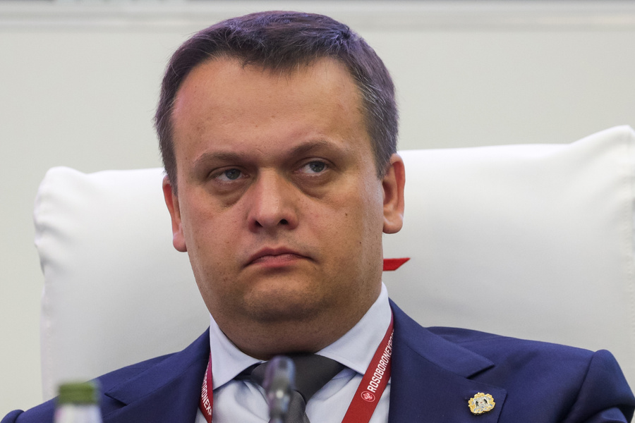 <p>Губернатор Новгородской области Андрей Никитин. Фото © ТАСС / Лысцева Марина</p>
