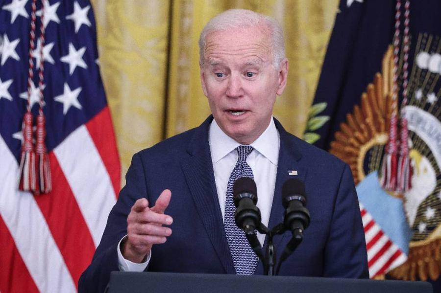 <p>Президент США Джо Байден. Фото © ТАСС / ЕРА</p>