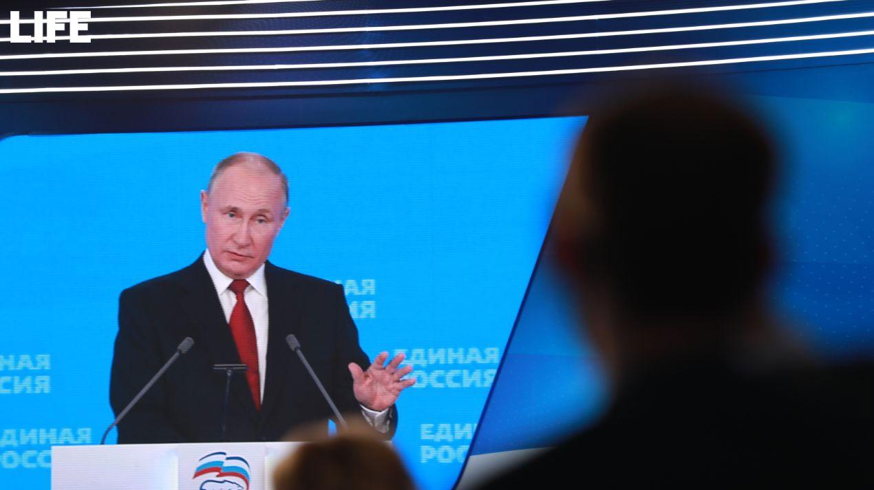 Путин заявил о необходимости создания в России системы медицинской реабилитации
