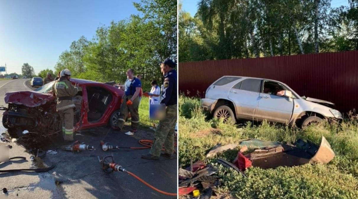 Три человека погибли в страшном ДТП на трассе под Самарой