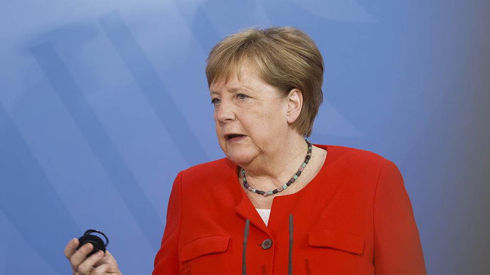 Меркель назвала поводом для стыда для немцев день начала Великой Отечественной войны