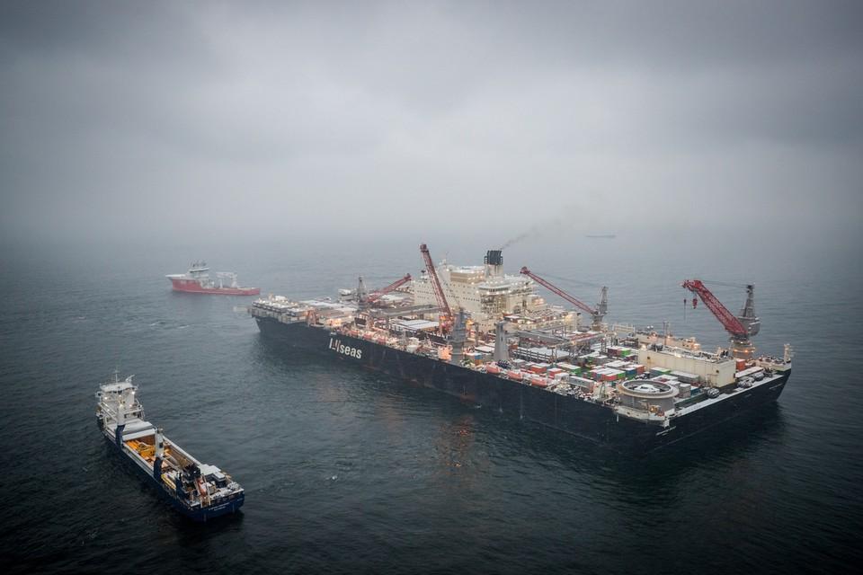 Пиар-консультант назвала политическими играми требование немецких экологов остановить укладку Северного потока  2
