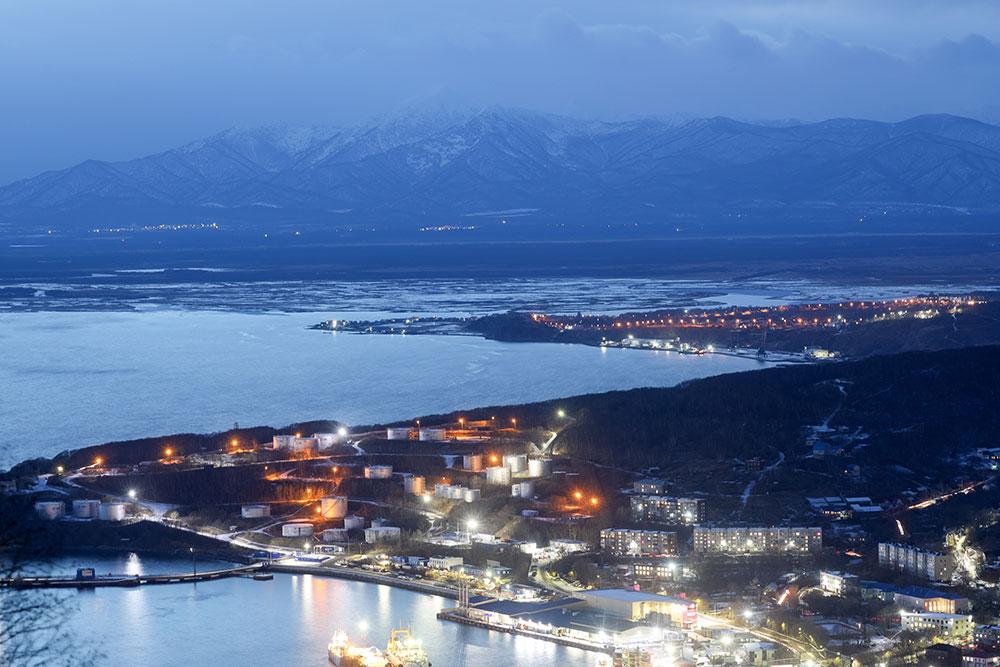 Петропавловск-Камчатский. Фото © ТАСС / Марина Лысцева