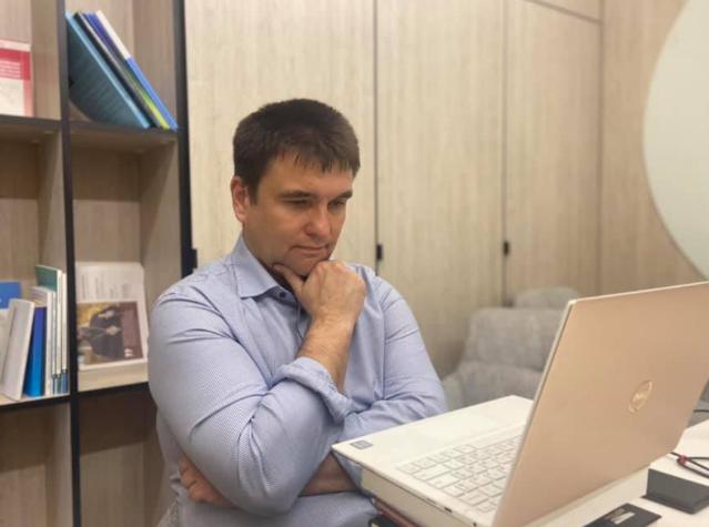 """<p>Фото © Facebook / <a href=""""https://www.facebook.com/pavloklimkin.ua"""" target=""""_blank"""" rel=""""noopener noreferrer"""">Pavlo Klimkin</a></p>"""
