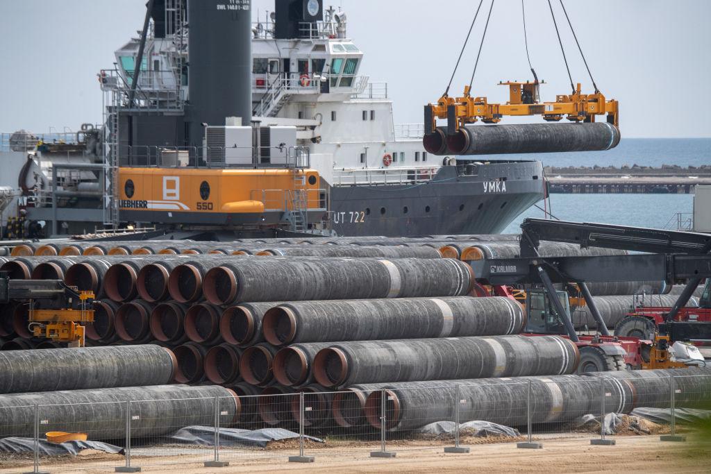 """В Вашингтоне пообещали новые санкции против """"Северного потока — 2"""""""