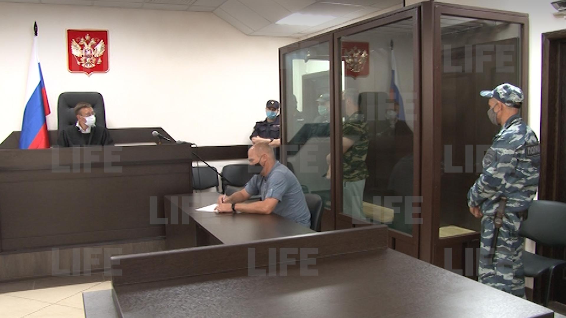 Суд в Нижегородской области арестовал на два месяца убийцу американской студентки