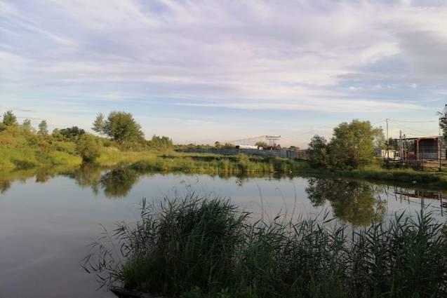 В Хабаровске подросток упал с надувного матраса в озеро и утонул